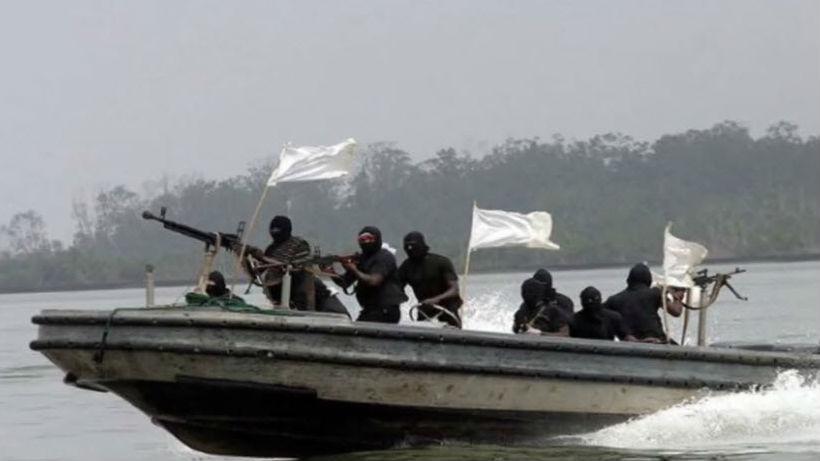 Пираты в Нигерии захватили судно с гражданами РФ и Украины