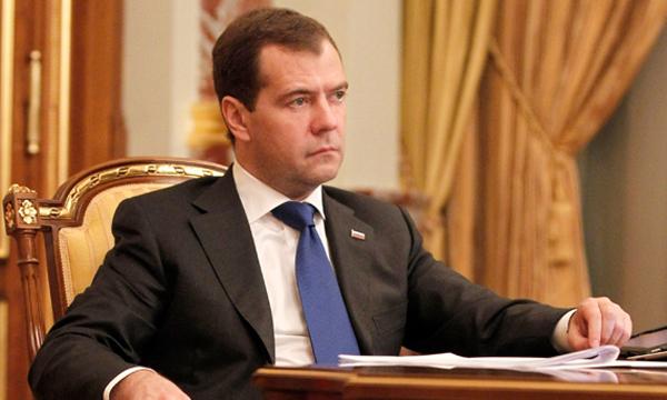 Медведев поручил предусмотреть расширение доступа продукции АПК на зарубежный рынок
