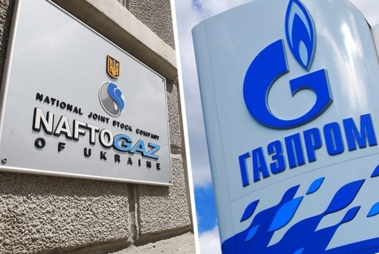«Газпром» не оставил «Нафтогазу» ни копейки