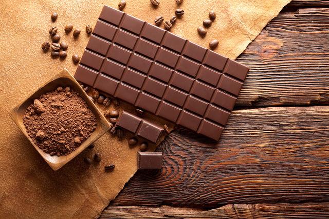 Горький шоколад — в числе полезных энергетических продуктов