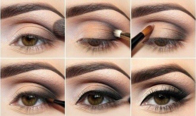 Пошаговая инструкция нанесения макияжа.