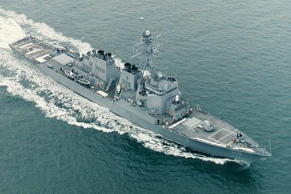 Эсминец ВМС США не смог перехватить ракету
