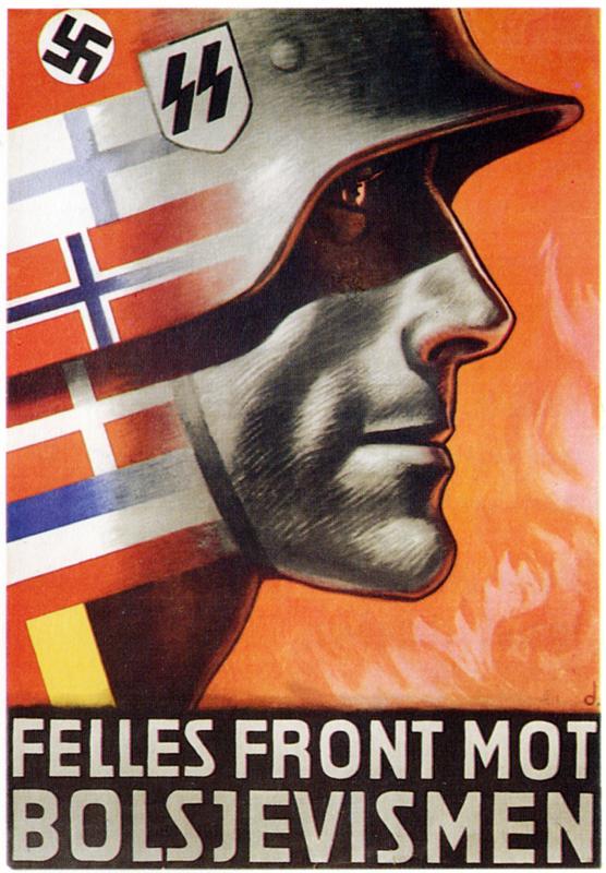 Объединенная Европа против СССР