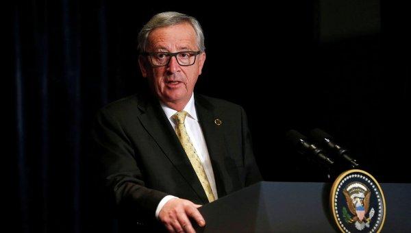 Напрасные хлопоты. До 2020 года никто в ЕС не вступит - Юнкер