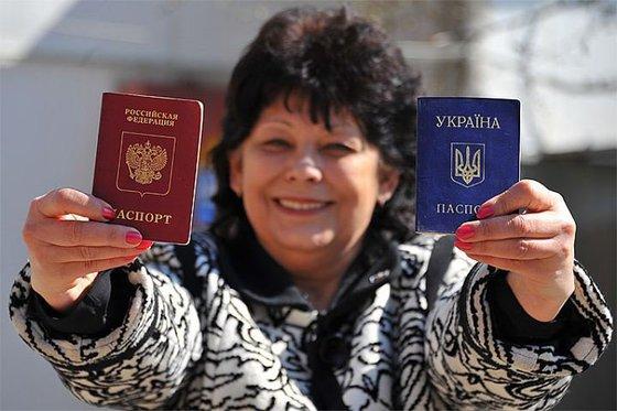 Россия раздаст миллионы паспортов жителям бывшего СССР