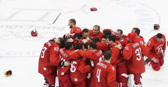 Армен Гаспарян: МОК попытается наказать русских хоккеистов за исполнение гимна