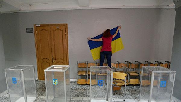 На Украине ЦИК зарегистриров…