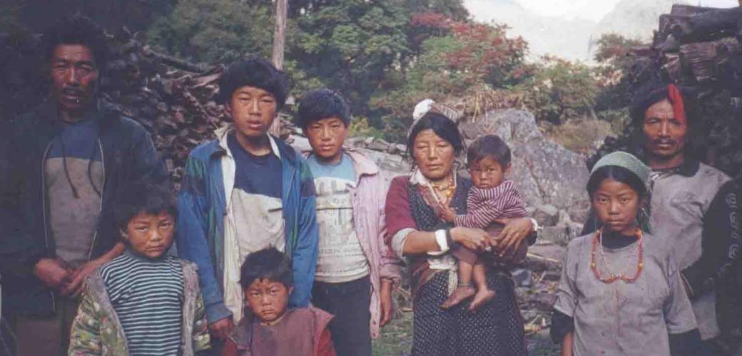 Многомужие в Непале или кого непальские дети называют папой