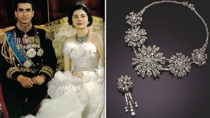 Великолепные украшения и горькая судьба красавицы Сорайи - любимой жены последнего иранского шаха