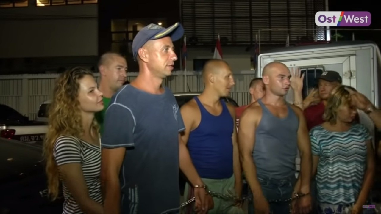 Задержание Насти Рыбки продлено на 72 часа