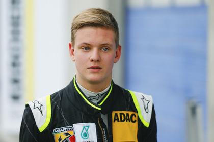 Сын Шумахера посоревнуется в «Формуле-3»