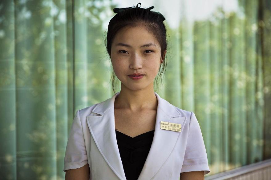 Красота повсюду: северокорейские женщины