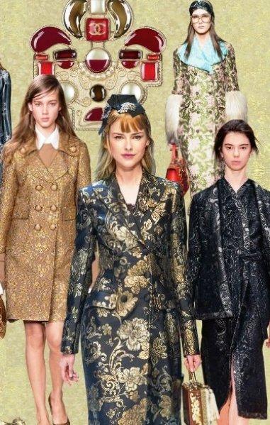 Модные тенденции 2016 — возвращаем роскошь в гардероб
