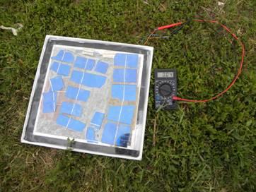 Солнечная батарея своими руками (пошагово, фото)