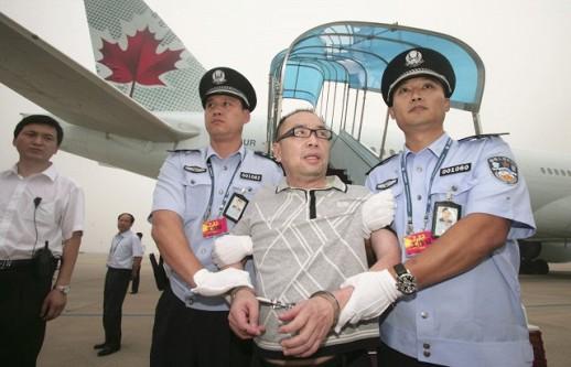 Более двух тысяч беглых коррупционеров задержаны в Китае