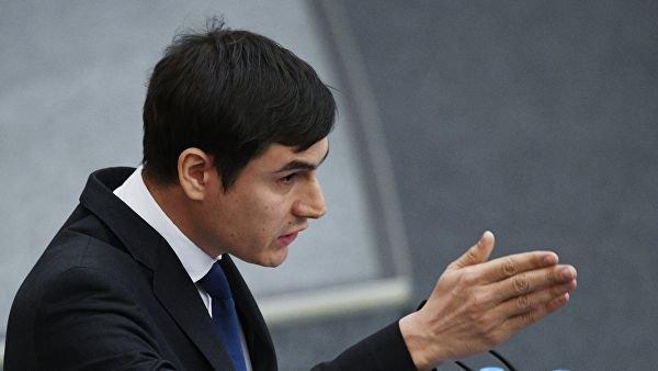 Депутат Шаргунов вступился за журналистку Бойко
