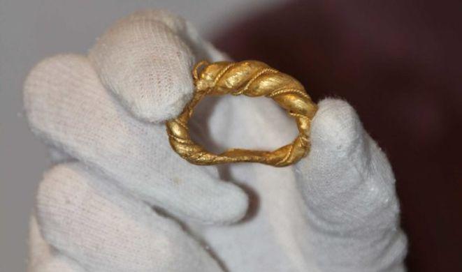 Викинг-гигант потерял кольцо в Эссексе