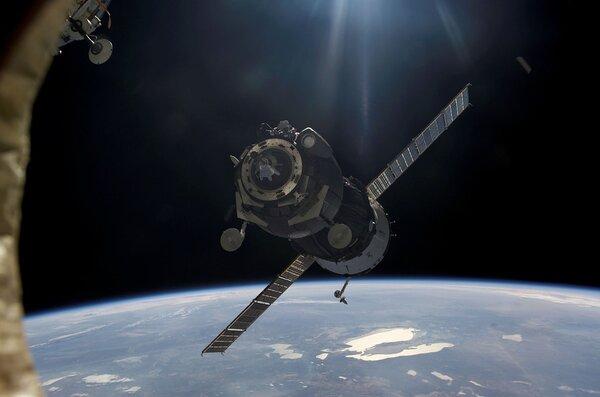 Россия в космосе без запчаст…