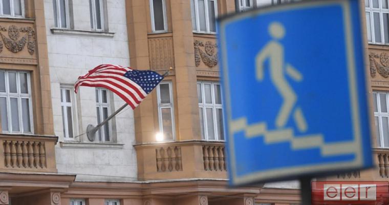 Дипмиссия США в России