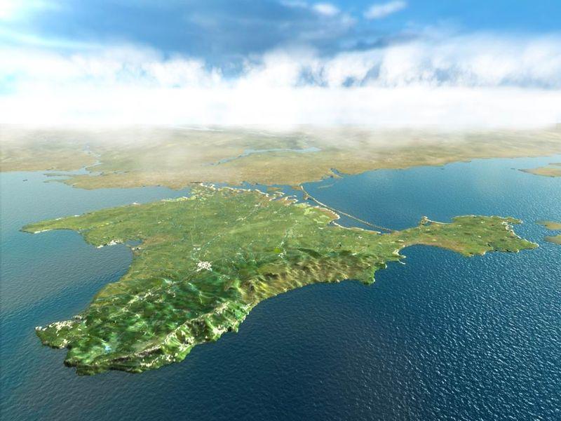Курортный сезон в Крыму провален?