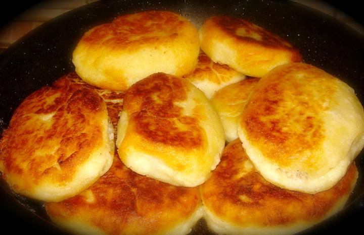 Вкуснейшие картофельные зразы .