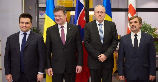 Словакия открыла еще одно консульство наУкраине