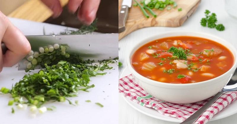 как приготовить вкусный детский суп