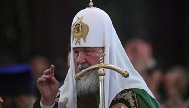 Патриарх потрясен расстрелом…