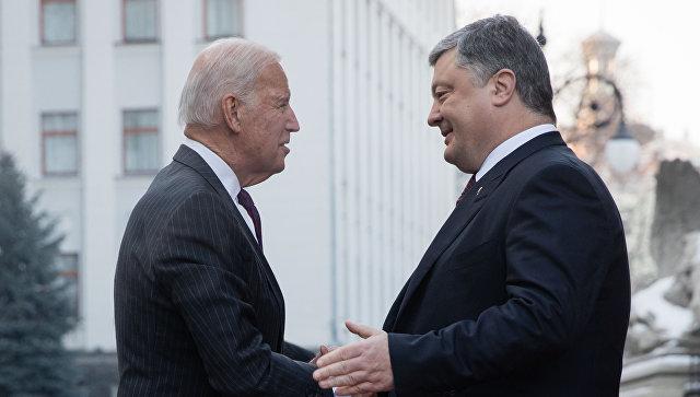 """Порошенко надеется, что """"украинский вопрос"""" останется в приоритете у США"""