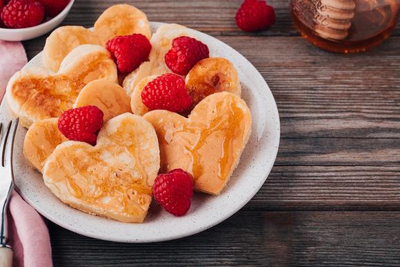 Приготовлено с любовью: 7 романтических завтраков на 14 февраля