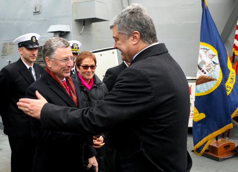 Порошенко заявил, что Украина станет лидером, если «просто поверит в это»