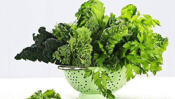 Украшая блюдо зеленью, подумайте, какая лучше подойдет именно вам