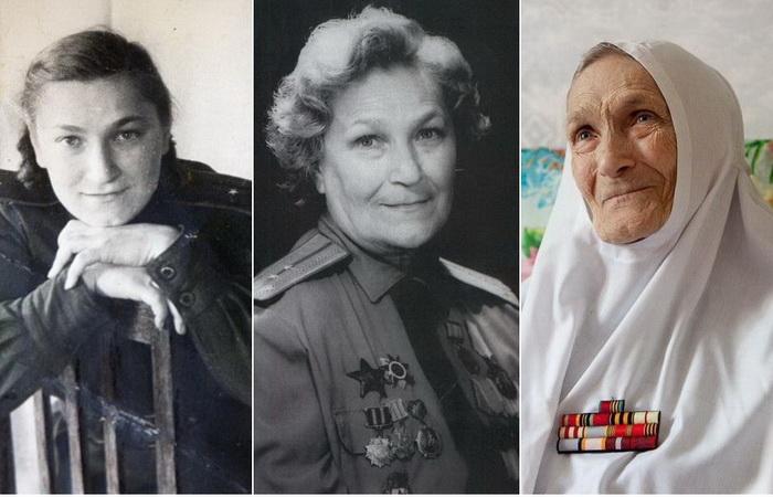 Наталья Малышева - ветеран ВОВ, майор разведки, конструктор ракетных двигателей и монахиня.