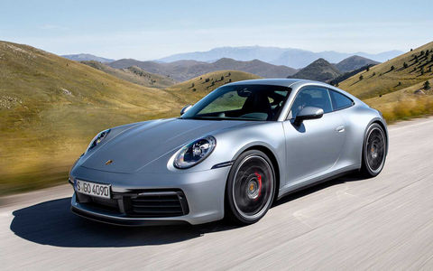 Новый Porsche 911: классический облик и современная начинка
