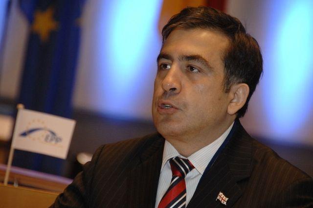 Саакашвили рассказал подробности о своем задержании