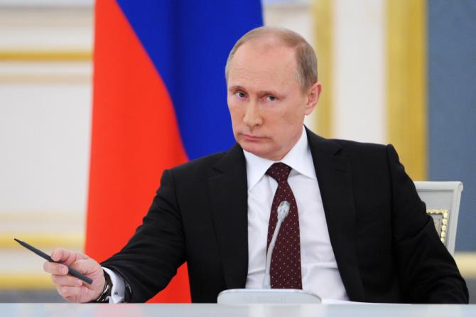 ЖЁСТКИЕ КОНТРМЕРЫ: Путин рассказал, как Россия ответит на расширение НАТО