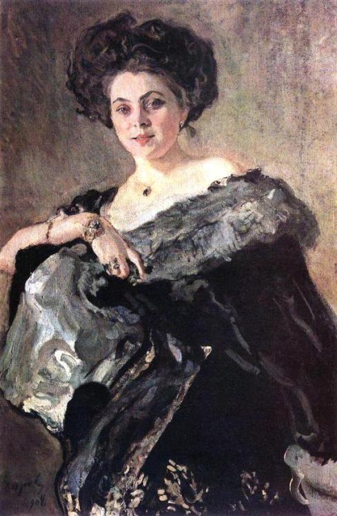 Портрет работы знаменитого портретиста как признание в любви