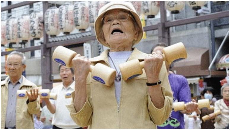 Вековая система питания — секрет японского долголетия