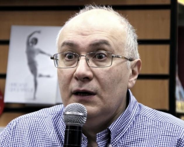 Шарий устроил Ганапольскому «профессиональную казнь».