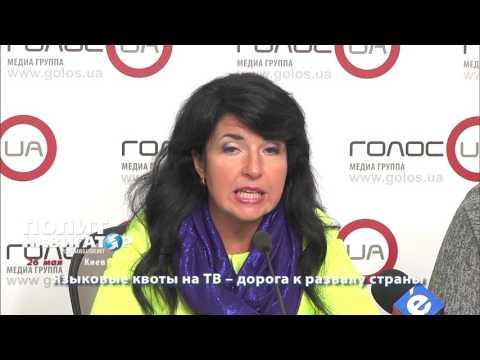 Языковые квоты на ТВ – дорога к развалу Украины