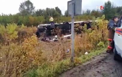 По факту ДТП в Коломенском районе возбуждено уголовное дело
