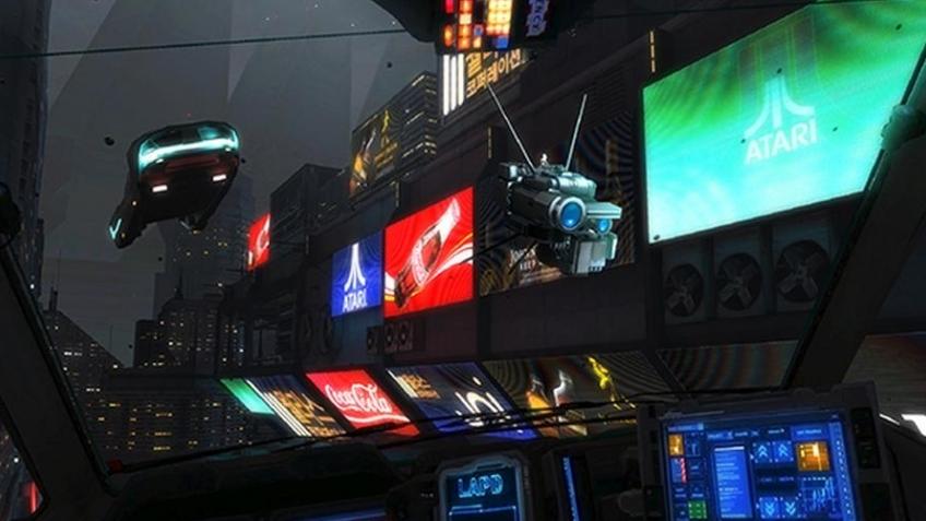 Авторы Evolve готовят VR-игру по мотивам «Бегущего по лезвию»