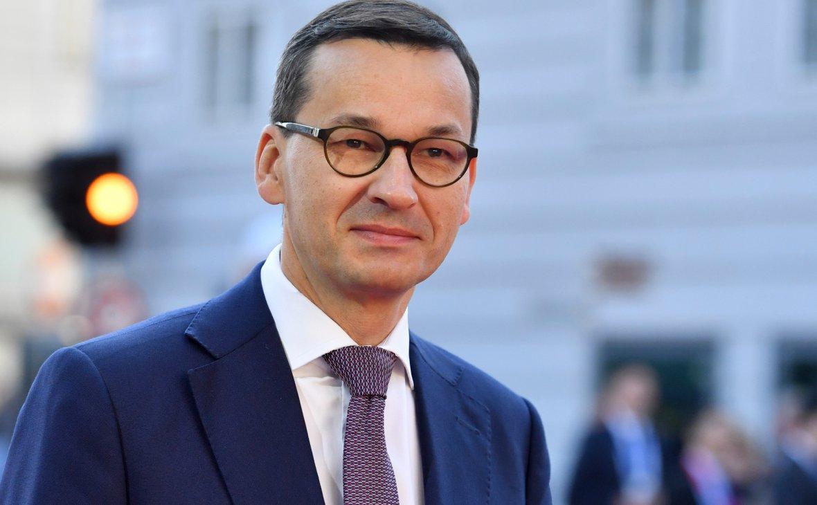Польский премьер вспомнил Ленина при описании угрозы «Северного потока-2»