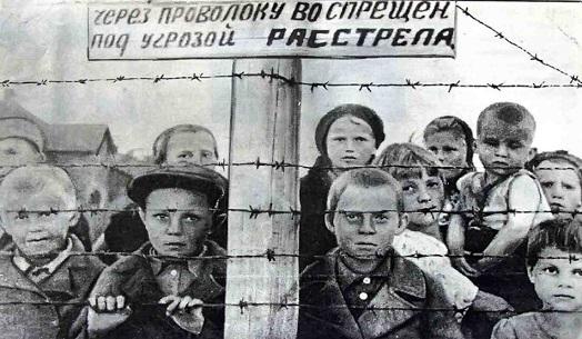 Латвийские историки: детям повезло, что они попали вСаласпилс