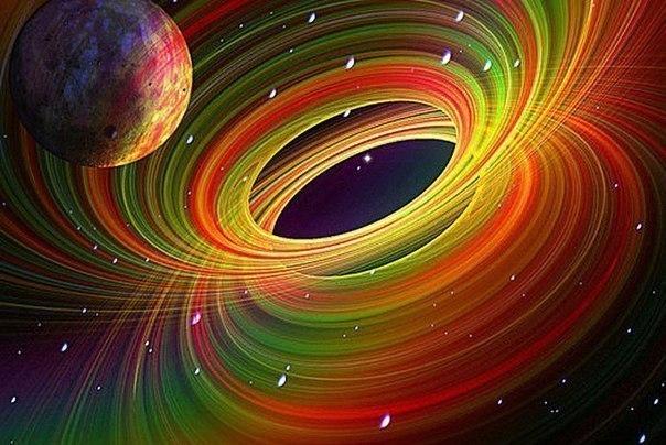 Вселенная является голограммой?