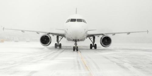 Аэропорт Симферополя работае…