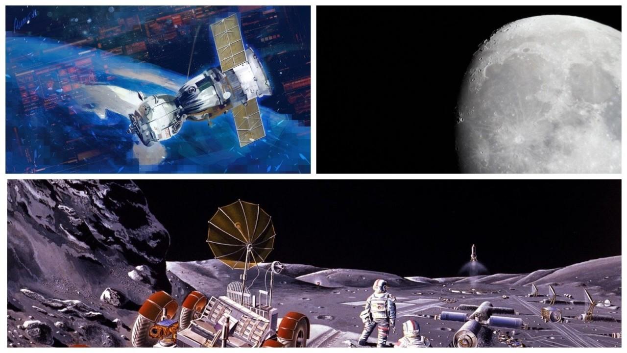 Россия собирается построить лунный «Союз» без финансирования NASA