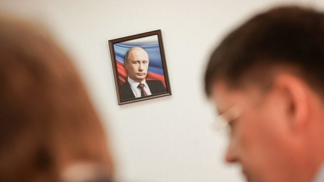 Вторая «шестилетка» Путина. …