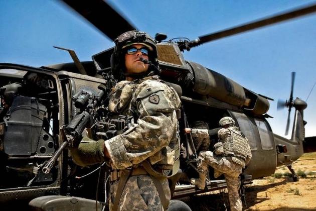 СМИ: сирийские военные захватили в плен американских солдат