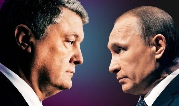 Путин победил: украинские СМИ высмеяли Порошенко за новую агитацию